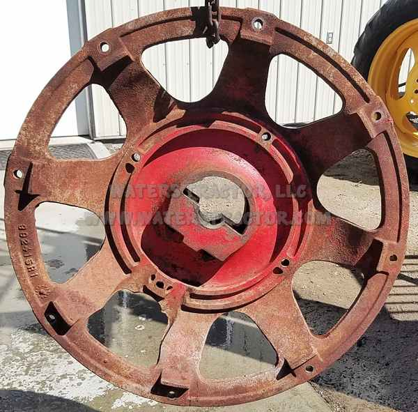 International 275 Tractor Wheels Rims Used : Farmall parts wheels tractor engine and wiring