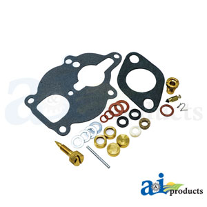 Waters tractor llc carburetor kit ih ford basic models ford 2n 9n with zenith carb 0 13876 ih farmall 130 230 240 330 340 cub fits zenith carbs 12115 12122 ccuart Image collections