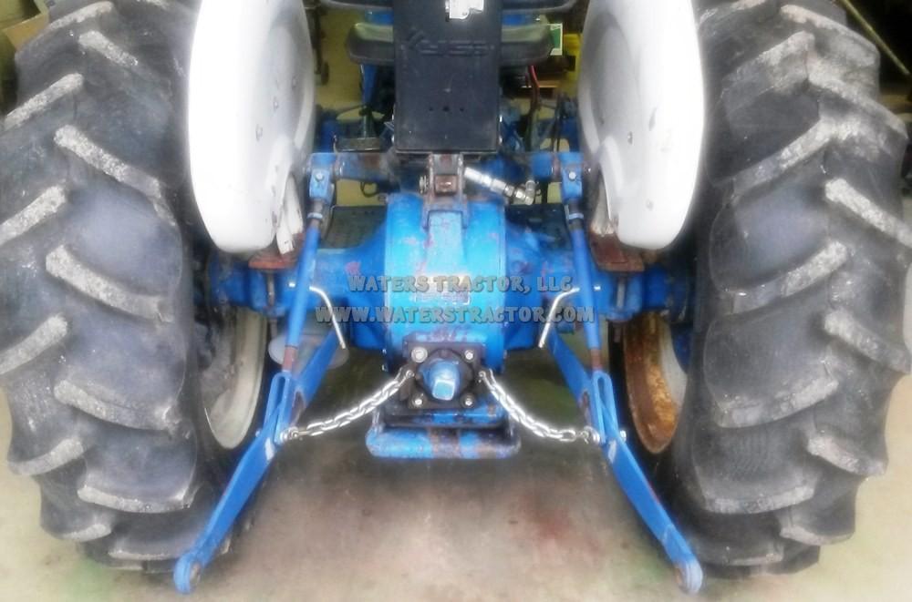 230 Bobcat Tractor Adjustable Stabilizer Bar : Waters tractor llc