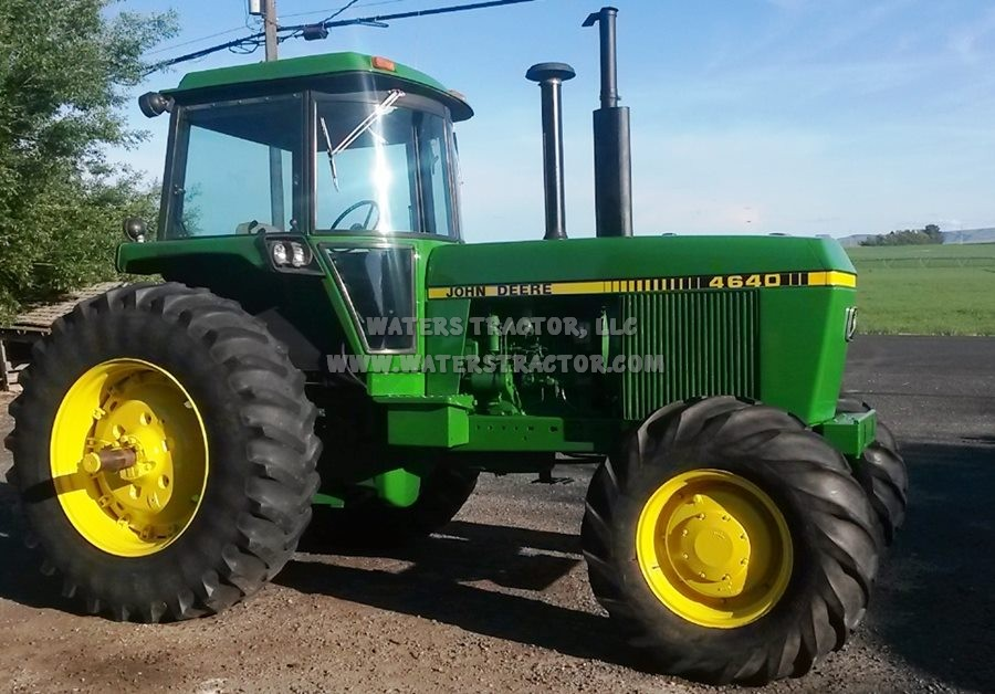 Waters Tractor  Llc